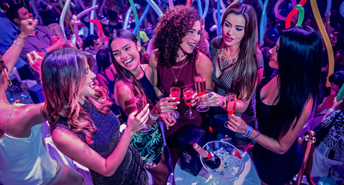 Coco Bongo Gold Member | Friday & Saturday