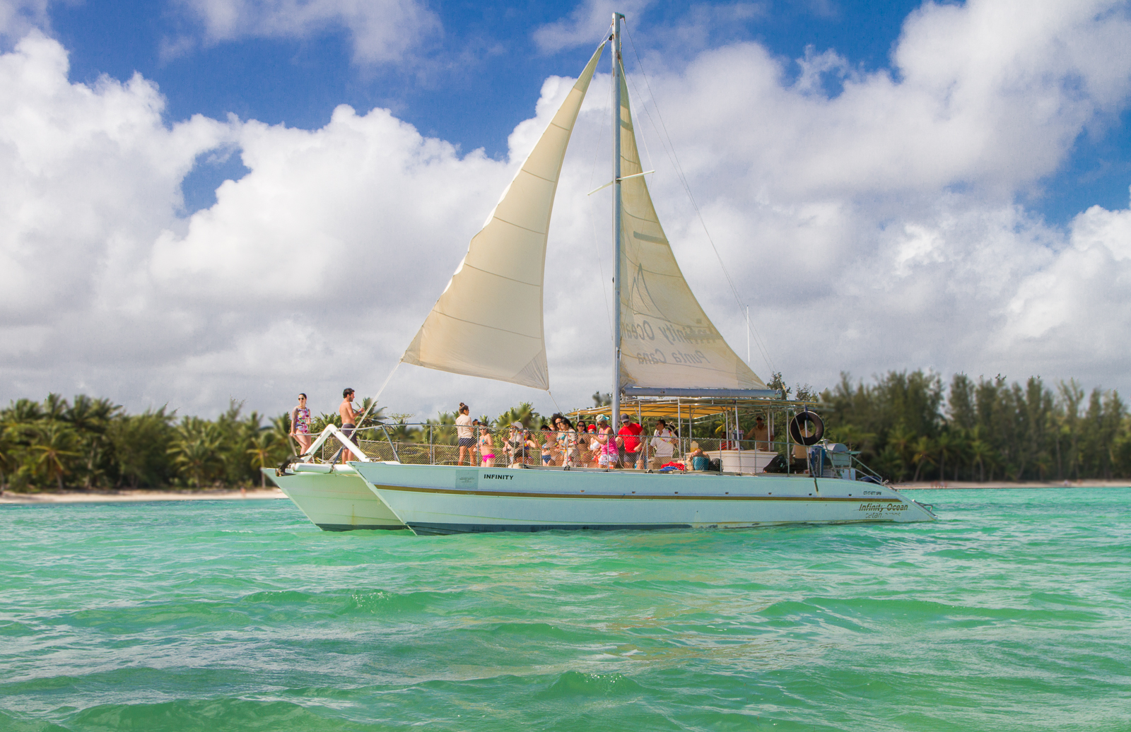 Buggies , Catamaran and Transfer in/out - Punta Cana