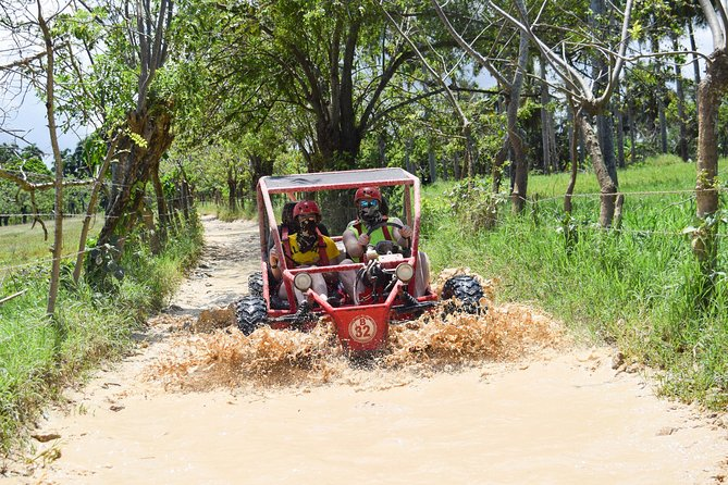 Tour Point Buggy Doble - Punta Cana