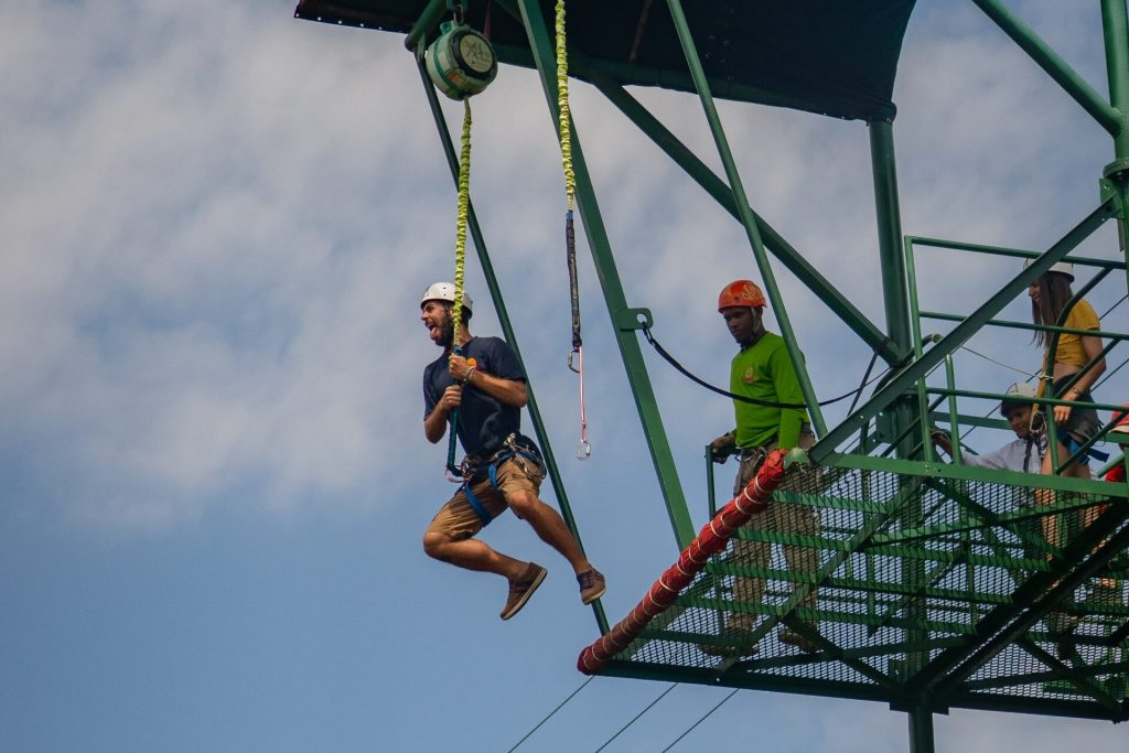 Zipline Tours - 1 Day